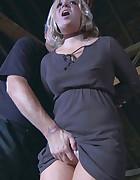 Lilyanna Blonde Bound Bimbo