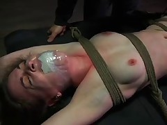 Mattie Borders fantasizes about what it would be like to experience slave..