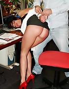 Secretary Kirsten overpowered