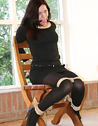 Jasmine chair tied