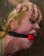 Rope Slut Gets Bound and Defiled