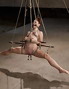 Severe Rope Bondage