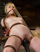 Tracey Sweet in bondage