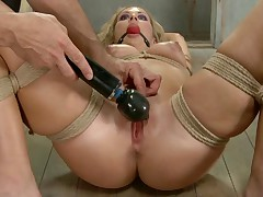 The camera likes Dallas Blaze, allot. Her firm, full ass and tits fill out her..
