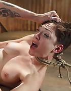 Lily LaBeau Endures Extreme Bondage