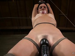 India Summer is certainly aptly named, because she's hot as hell. She doesn't..