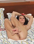Tied and licked to orgasm