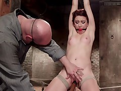 It's a sin to have an ass that fine, but HogTied can redeem Mandy Muse and..