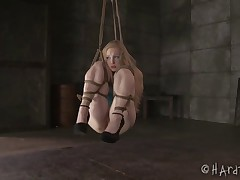 We'd call this suspension hanging Delirious Hunter out to dry, but between the..