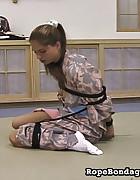 Kimono Bondage, pic #1