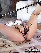 Nipple Clamped, pic #5