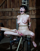 Nyssa Nevers Loves Rope, pic #7
