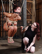 Claire Suspends Lavender Rayne, pic #6