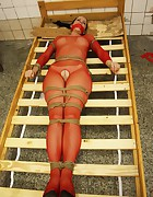 Cindy D in the butchery, pic #1