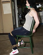 Julia chair-tied, pic #4
