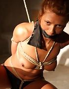 Romanian girl hardcore bondaged, pic #4
