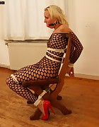 Vanessa chair tied, pic #3