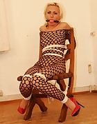 Vanessa chair tied, pic #5