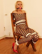 Vanessa chair tied, pic #9