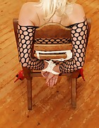 Vanessa chair tied, pic #10