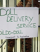Doll Delivery Service: Dildo Doll, pic #11