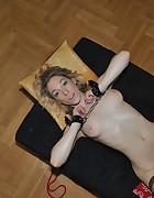 Lily Labeau cuffed, pic #9