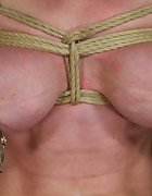 Rope Slut Gets Bound and Defiled, pic #11