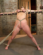 HOT girl next door in unforgiving bondage., pic #14