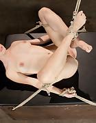 Severe Rope Bondage, pic #14