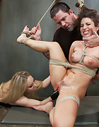 Bratty Whore Experiences Brutal Suffering, pic #11