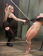 Bratty Whore Experiences Brutal Suffering, pic #5