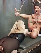 Bratty Whore Experiences Brutal Suffering, pic #7