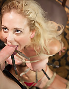 Gorgeous Big Tit Blonde Gets Fucked, pic #2