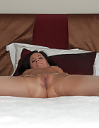 Athina tied and fingered to orgasm, pic #8