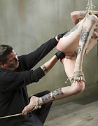 Fisting, extreme torment and brutal bondage, pic #14