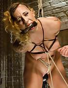 Bondage Babe in Brutal Bondage, pic #13