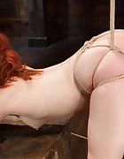 Redhead Slut Fucked Silly, pic #14