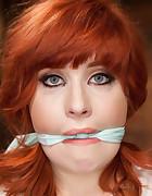 Redhead Slut Fucked Silly, pic #3