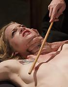 Blonde Gets Destroyed in Extreme Bondage, pic #7