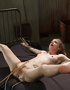 Blonde Gets Destroyed in Extreme Bondage, pic #10