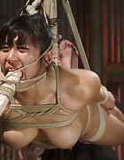 Asian Whore Gets Brutalized, pic #3