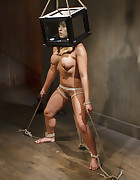 Asian Whore Gets Brutalized, pic #5