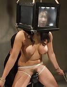Asian Whore Gets Brutalized, pic #8