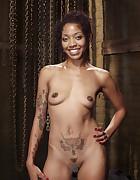 Squirting Ebony Slut, pic #1