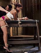Squirting Ebony Slut, pic #4