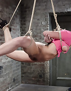 Extreme bondage and intense orgasm denial, pic #4