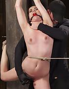 Hot 19yo in Tormenting Bondage, pic #10