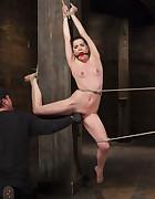 Hot 19yo in Tormenting Bondage, pic #11