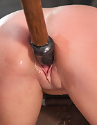 Sabrina Used and Abused in Hardcore Bondage, pic #6