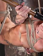 Sabrina Used and Abused in Hardcore Bondage, pic #8
